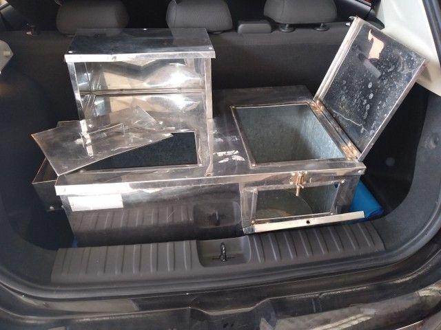 Kit de cachorro quente de carro  - Foto 2