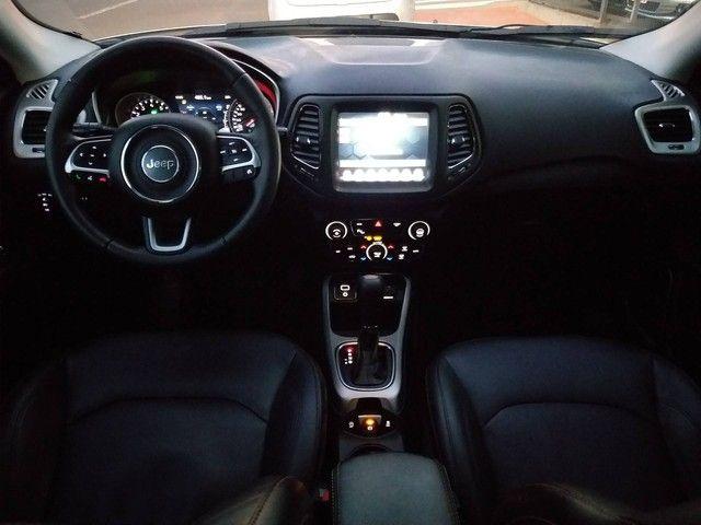 COMPASS 2019/2019 2.0 16V FLEX LONGITUDE AUTOMÁTICO - Foto 9