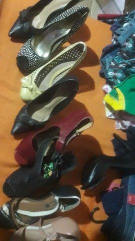 Calçados femininos 35 a 38