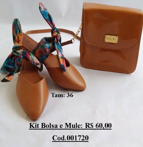 Kit Mule + Bolsa - Foto 2