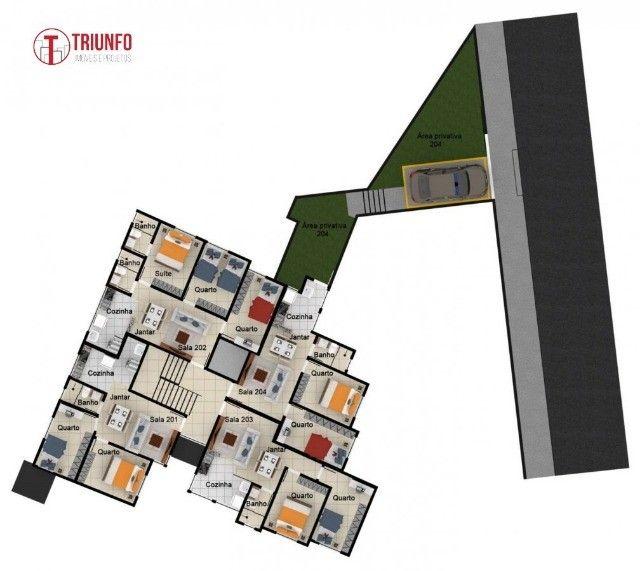 Apartamentos a venda no bairro Caiçara em Belo Horizonte-Cód 1557 - Foto 15