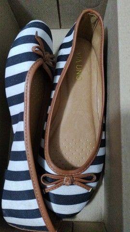 Lote de sapatos número 34 - Foto 2