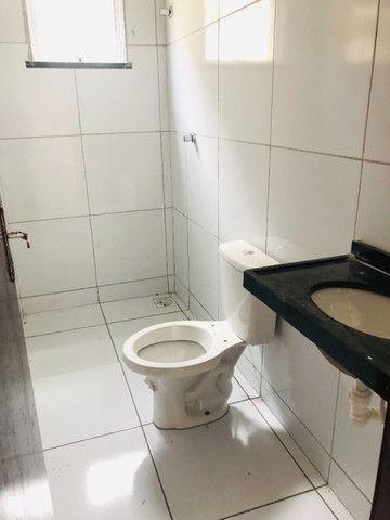 JP casa nova com 89m² com 2 quartos 2 banheiros a 15 minutos de messejana - Foto 11