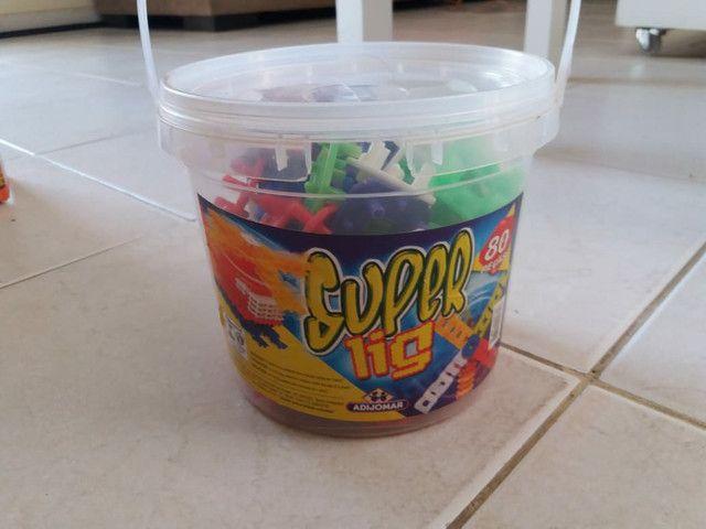 Brinquedos seminovos para venda  - Foto 4