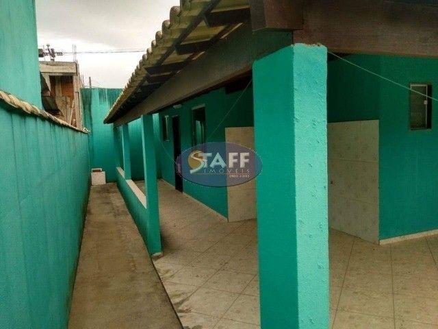 K- Casa Pronta com 2 quartos na rua do DPO em Unamar - Cabo Frio!  - Foto 2
