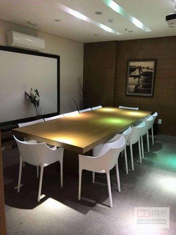 Conjunto, 43 m² - venda por R$ 180.000,00 ou aluguel por R$ 1.800,00/mês - Valongo - Santo - Foto 9
