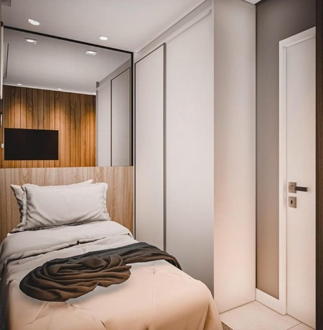 Apartamento em Cajuru, Curitiba/PR de 29m² 2 quartos à venda por R$ 189.900,00 - Foto 11