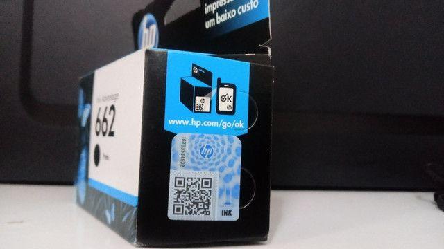 Cartucho Ink Advantage 662 Lacrado - Foto 4