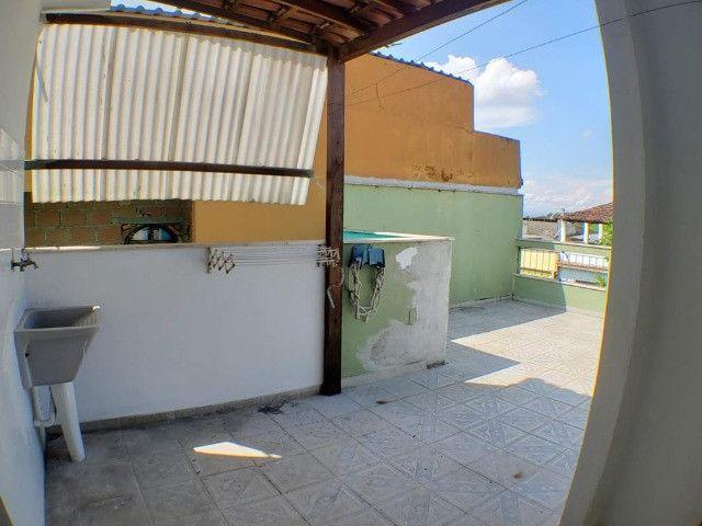 Ótimo Apartamento Duplex 2 Quartos todos espaçoso com Quintal na Pavuna - Foto 14
