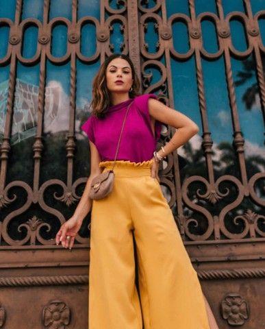 Blusas Luci Bella em promoção R$ 62,00 - Foto 4
