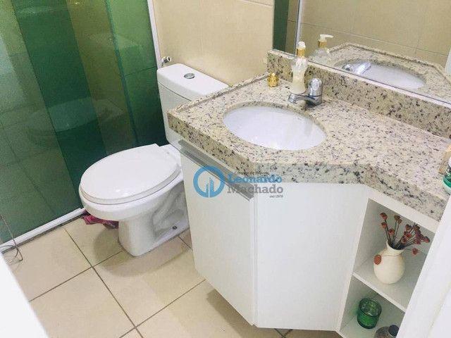 Apartamento com 3 dormitórios à venda, 135 m² por R$ 990.000 - Dionisio Torres - Fortaleza - Foto 13