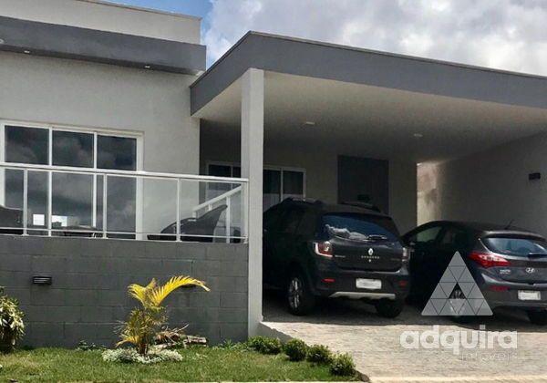 Casa em condomínio com 3 quartos no Condomínio Reserva Ecoville - Bairro Contorno em Ponta - Foto 2
