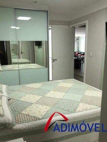 Apartamento em Jardim Camburi! Com 4Qts, 3 Suítes, 2Vgs, 149m². - Foto 19