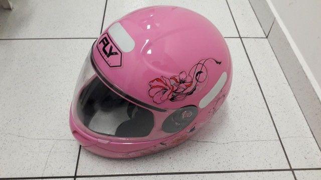 Vendo capacete FLY  - Foto 3