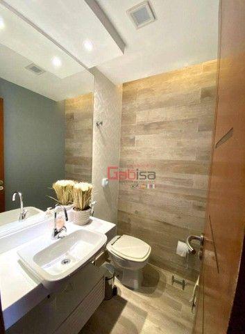 Cobertura com 3 dormitórios à venda, 224 m² por R$ 1.200.000,00 - Braga - Cabo Frio/RJ - Foto 13