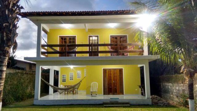 Casa temporada na Praia dos Carneiros - 5 quartos