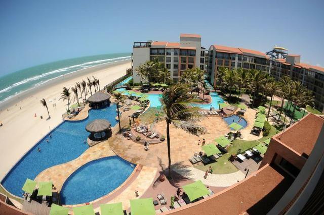 Apartamento Acqua Resort - Vista Mar R$ 550.000