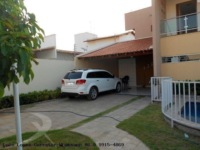 Casa Duplex Com Piscina Bairro Gurupi