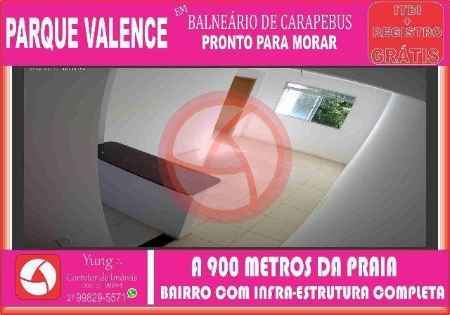 Yun Apartamento 02 quartos - Parque Valence Balneário de Carapebus - ITBI/Registro Gratis