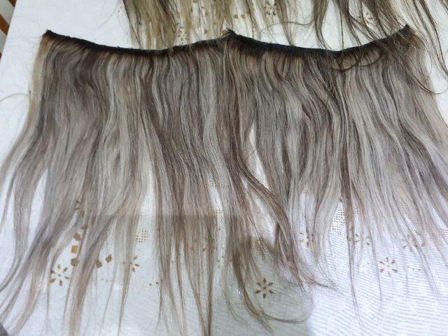 Tela de cabelos aplique