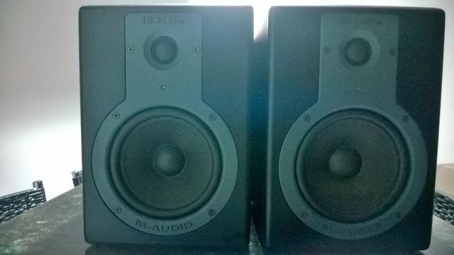 Monitores M-audio bx5