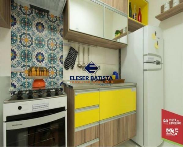 Apartamento à venda com 3 dormitórios em Condomínio vista limoeiro, Serra cod:AP00071 - Foto 4