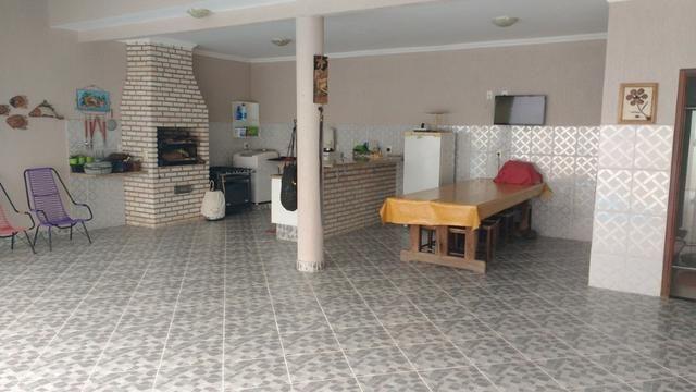 Samuel Pereira oferece: Casa Moderna Jardim Europa II 3 Suites Churrasqueira Piscina Porce - Foto 17