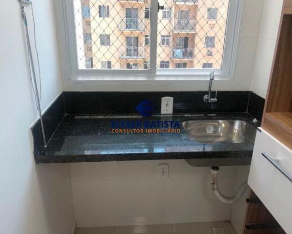 Apartamento à venda com 2 dormitórios em Via sol, Serra cod:AP00042 - Foto 3