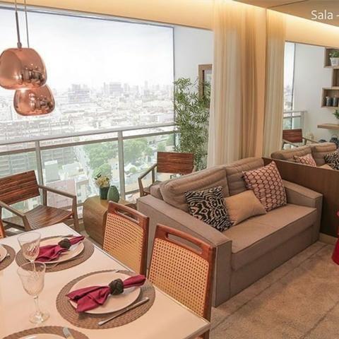 Apartamento, Praça da Luz, 54 m2, 2 vagas, melhor posição - Foto 11