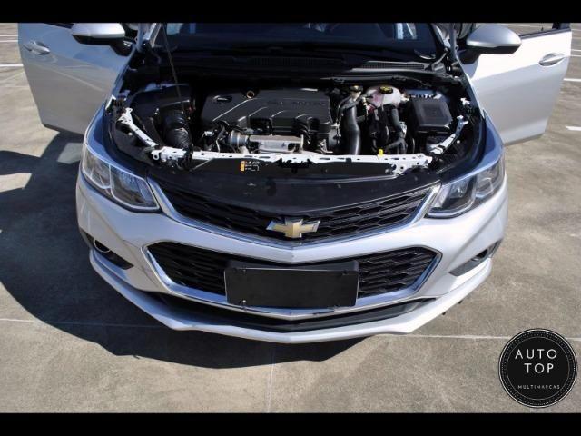 Gm - Cruze LT 1.4 turbo 2017 *top*couro*imperdível*financio 100%*lindo - Foto 4