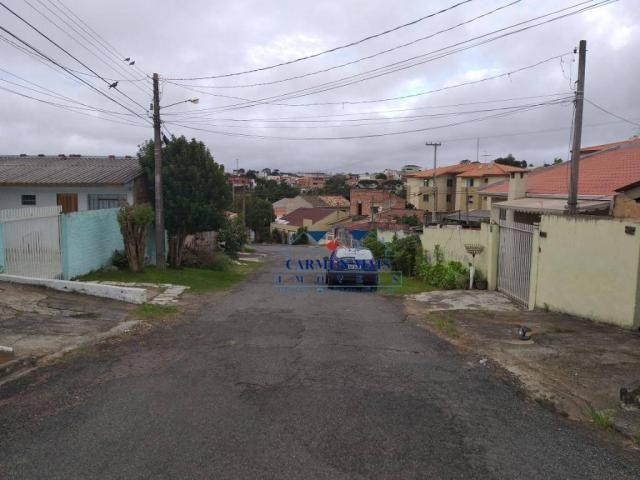 Terreno à venda, 250 m² por r$ 265.000 - santo antônio - são josé dos pinhais/pr - Foto 5