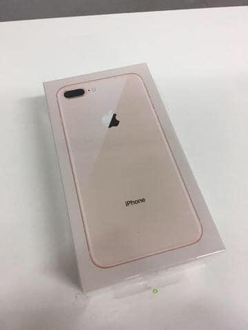 IPhone 8 Plus Apple 64GB Dourado Gold Novo Lacrado Nacional
