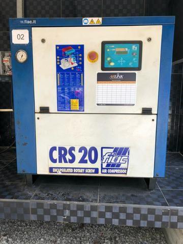 Compressor Parafuso fiac crs 20HP