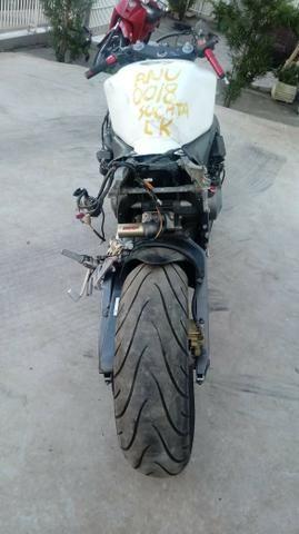 Moto Para Retirada De Peças / Sucata Honda CBR 600 Ano 2003 Sucata - Foto 5