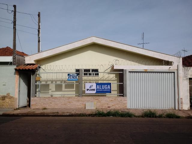 Casa para alugar com 3 dormitórios em Vila costa do sol, São carlos cod:3545
