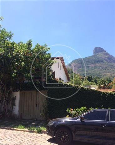 Casa de condomínio à venda com 3 dormitórios em Itanhangá, Rio de janeiro cod:857332
