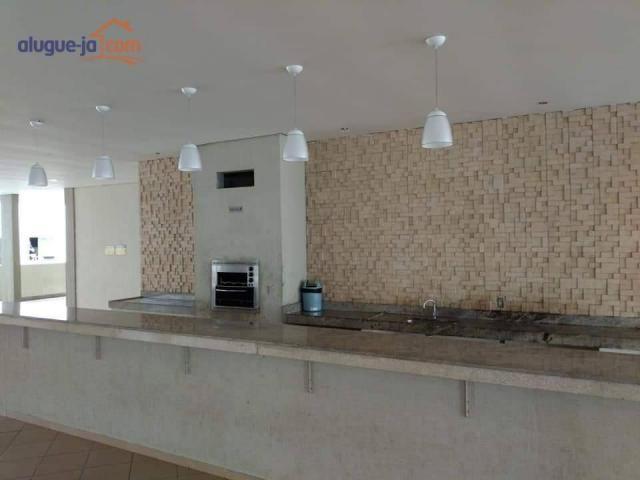 Lindo apartamento com 2 dormitórios à venda, 47 m² por r$ 195.000 - palmeiras de são josé  - Foto 15