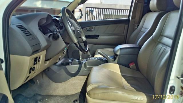Toyota Hilux Sw4 3.0 4x4 Diesel 2013 -5 Lugares - Foto 7