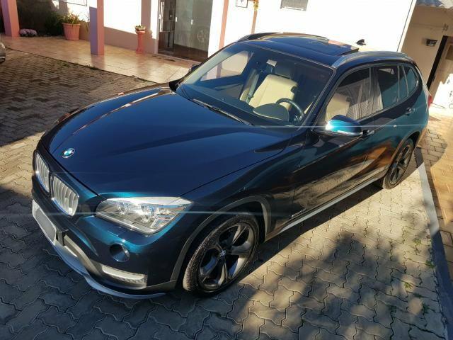 BMW X1 *46.000 km* *interior caramelo* *impecável - Foto 11