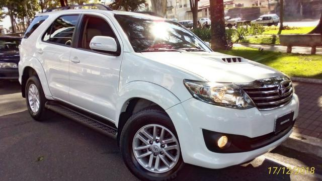 Toyota Hilux Sw4 3.0 4x4 Diesel 2013 -5 Lugares - Foto 13