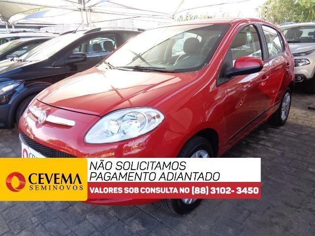 Fiat Palio Attractive 1.4 - Vermelho