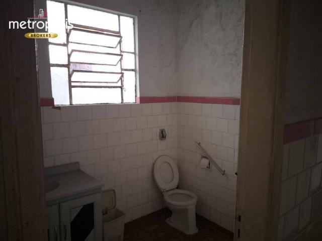 Terreno à venda, 200 m² por r$ 600.000,00 - santa paula - são caetano do sul/sp - Foto 6
