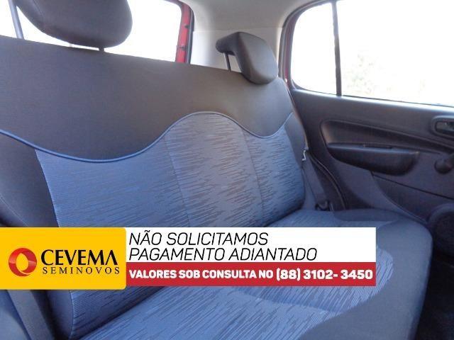 Fiat Uno Drive 1.0 - Vermelho - Foto 8