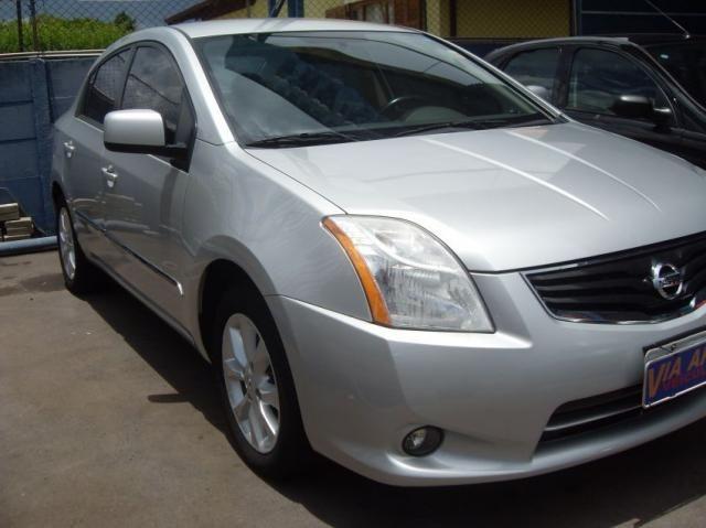 Nissan Sentra 2.0 S 2012 automático