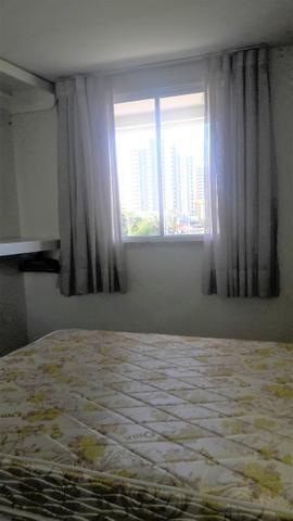 Apartamento Sala/Quarto Mobiliado, Locação na Ponta D'Areia, 2 Vagas Garagem - Foto 11