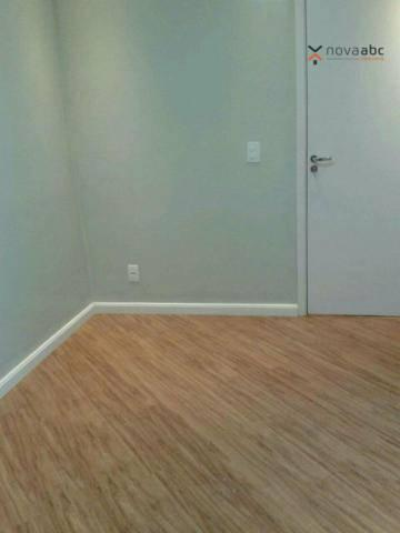 Apartamento para alugar, 47 m² por R$ 1.200,00/mês - Vila João Ramalho - Santo André/SP - Foto 6