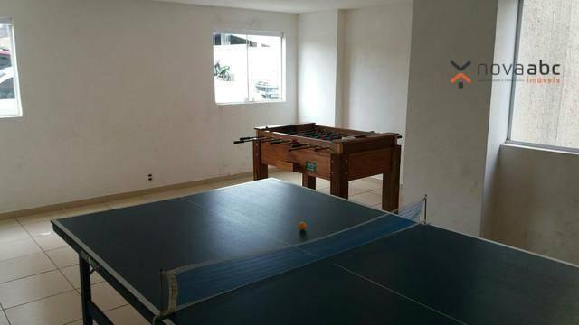 Apartamento para alugar, 47 m² por R$ 1.200,00/mês - Vila João Ramalho - Santo André/SP - Foto 10