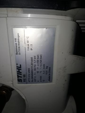 Maquina lava a jato proficional - Foto 2