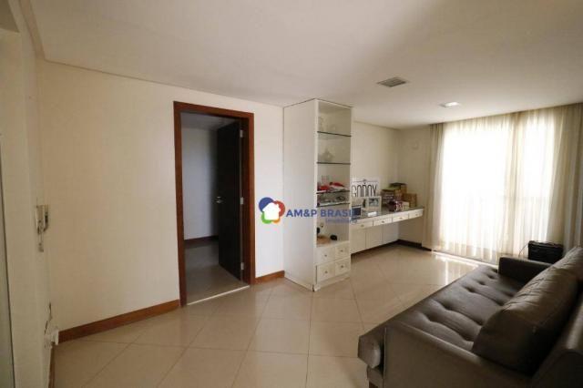 Cobertura com 5 dormitórios à venda, 320 m² por R$ 870.000,00 - Setor Marista - Goiânia/GO - Foto 20