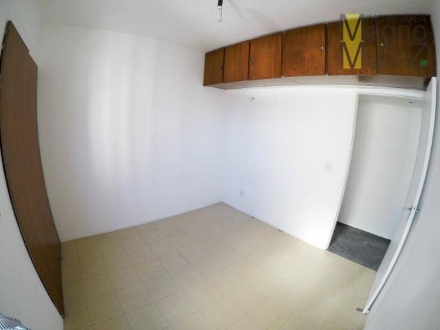 Apartamento com 3 dormitórios à venda por r$ 190.000 - papicu - fortaleza/ce - Foto 6
